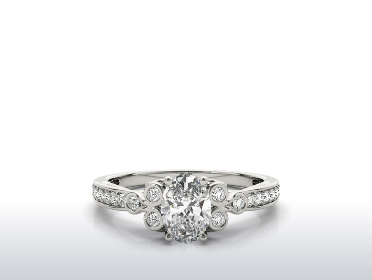 Shop Rings Pick the perfect engagment rings. Mueller Jewelers Chisago City, MN